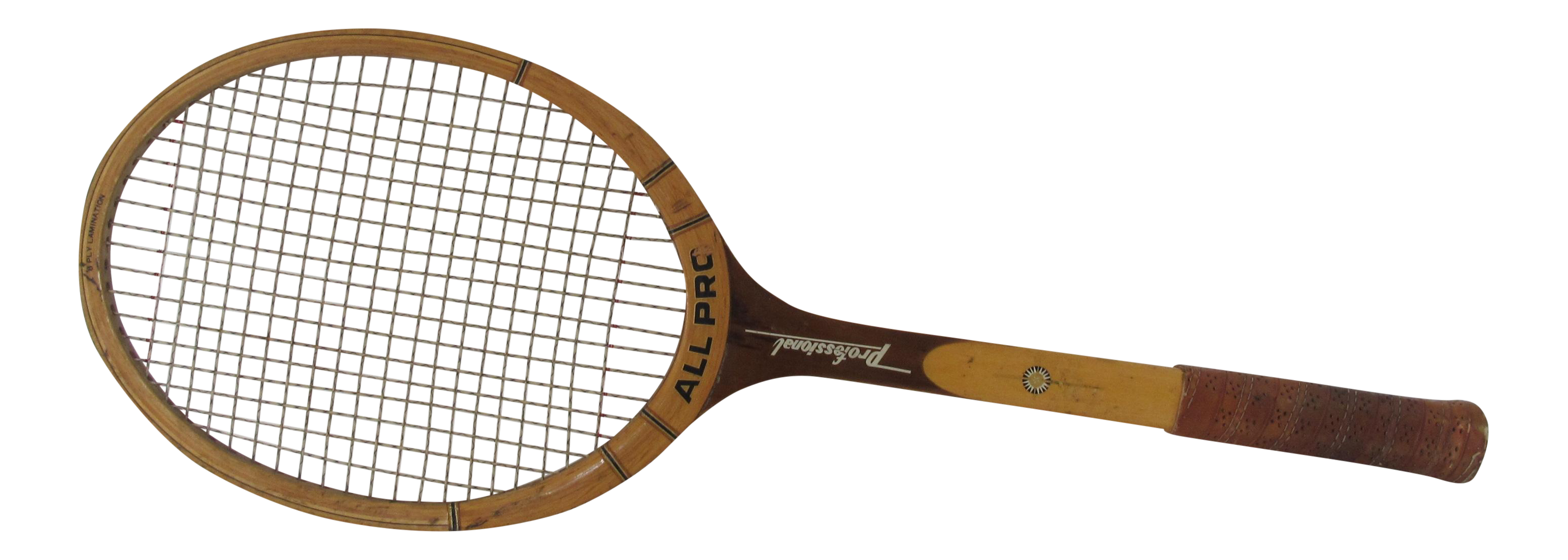 Vintage Tennis Racquet Chairish