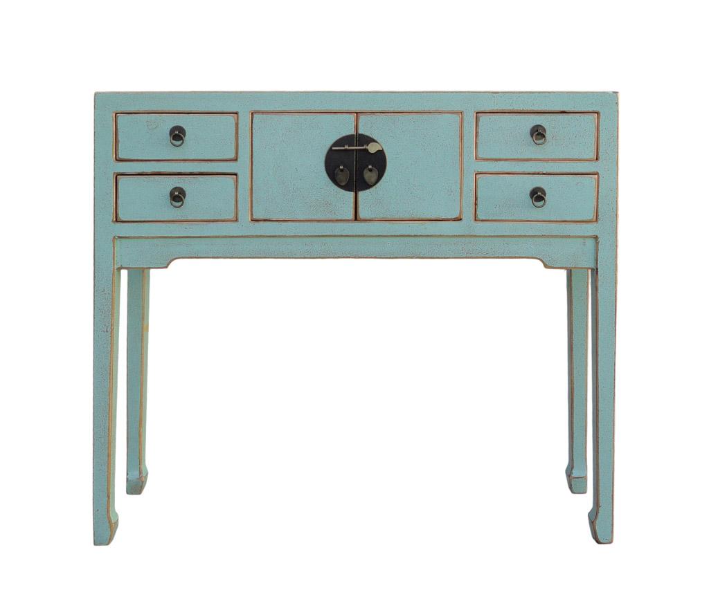 narrow side table furniture arteriors hollis narrow side table