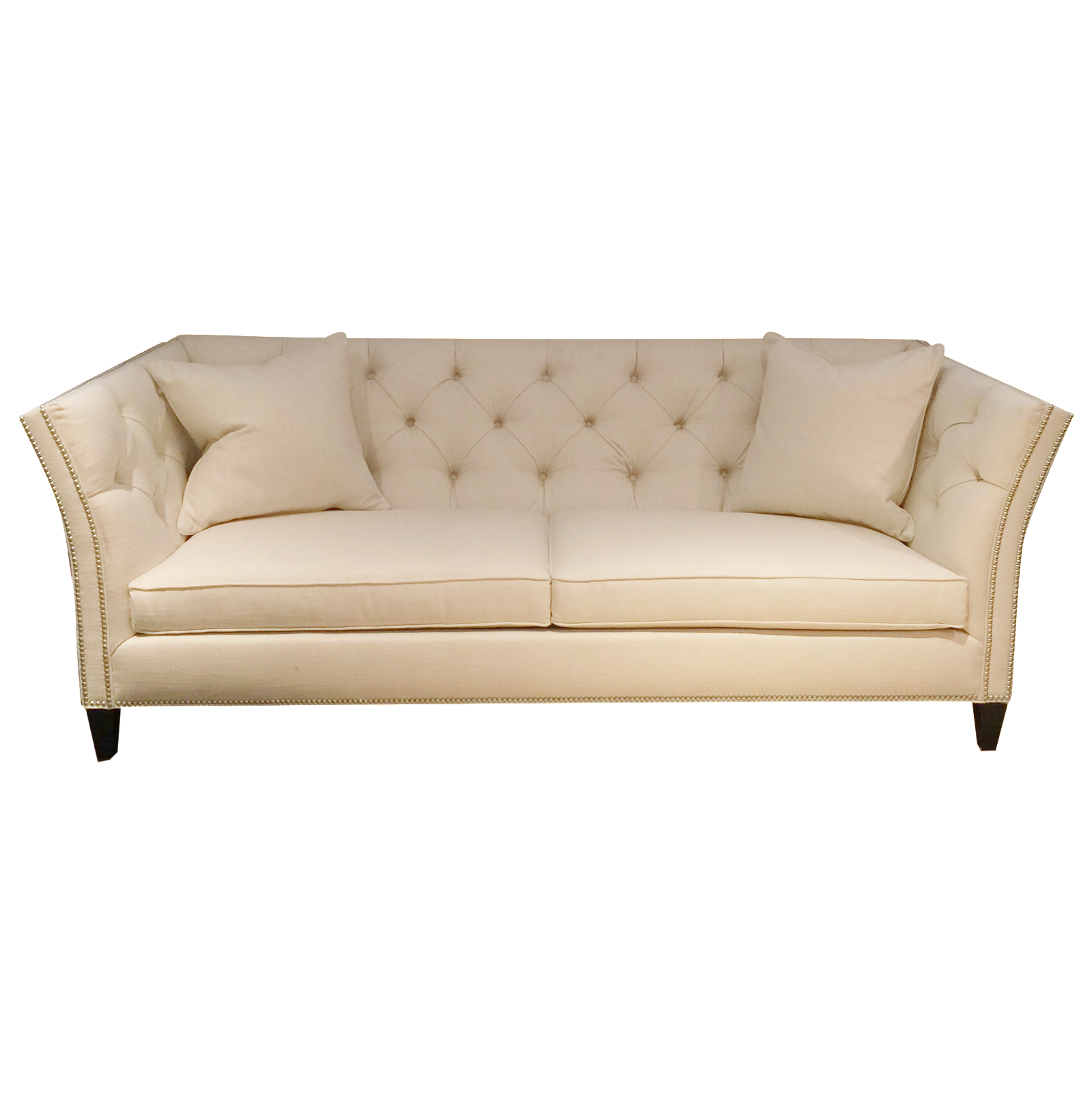 Ethan Allen Shelton Sofa Chairish