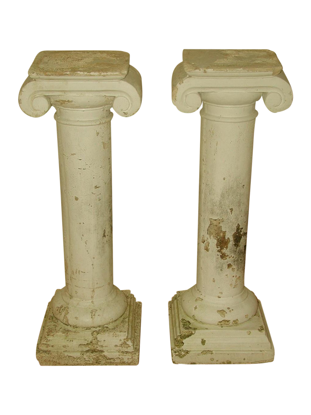 Architectural Plaster Column Table Bases a Pair Chairish : e2cb5105 6338 456b 88de 363b65f8c4d4 from www.chairish.com size 1025 x 1367 png 837kB