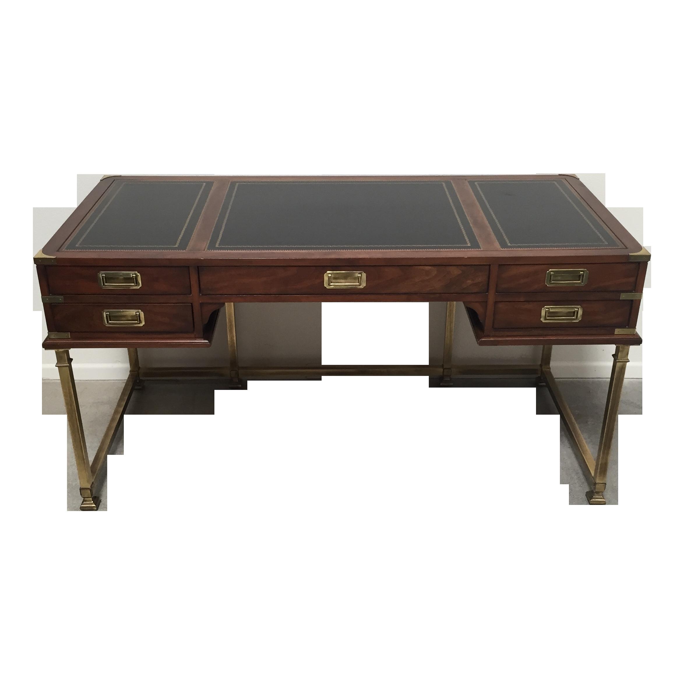 Campaign Desk Antique U Designer Campaign Furniture U