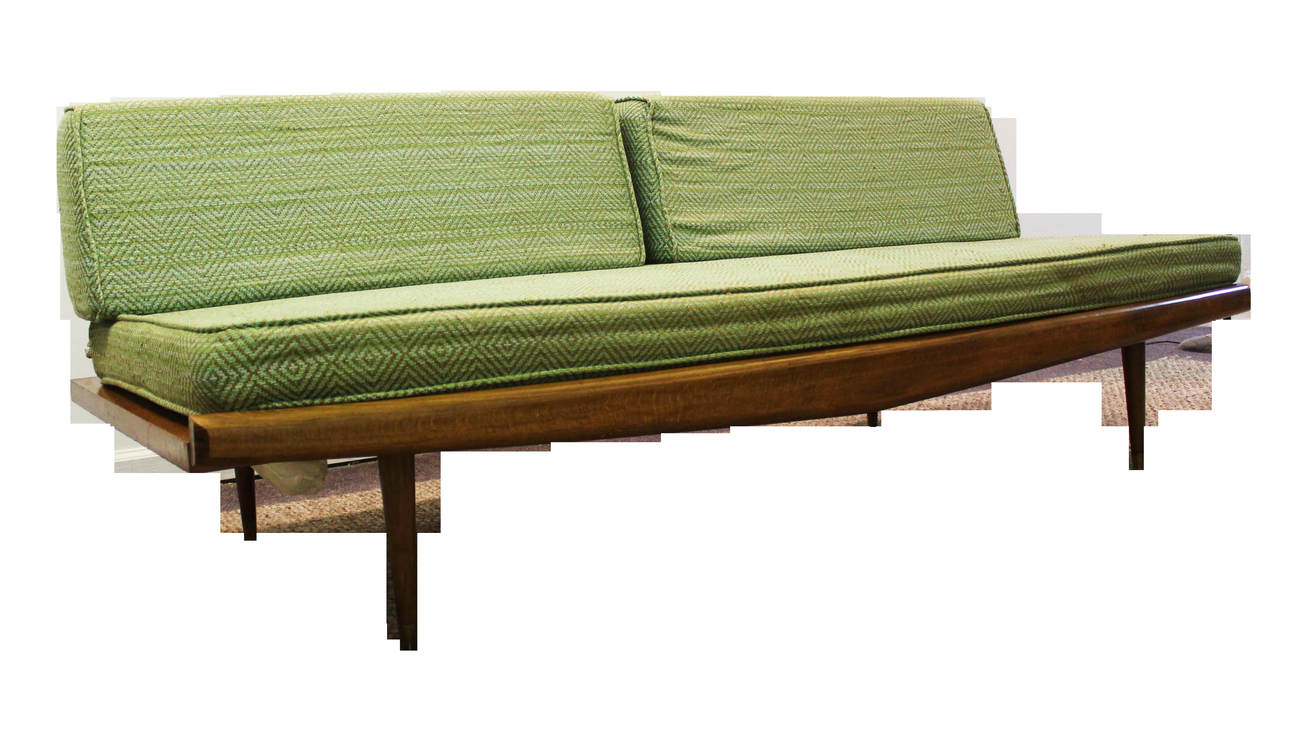 Mid Century Modern Adrian Pearsall Sofa 992