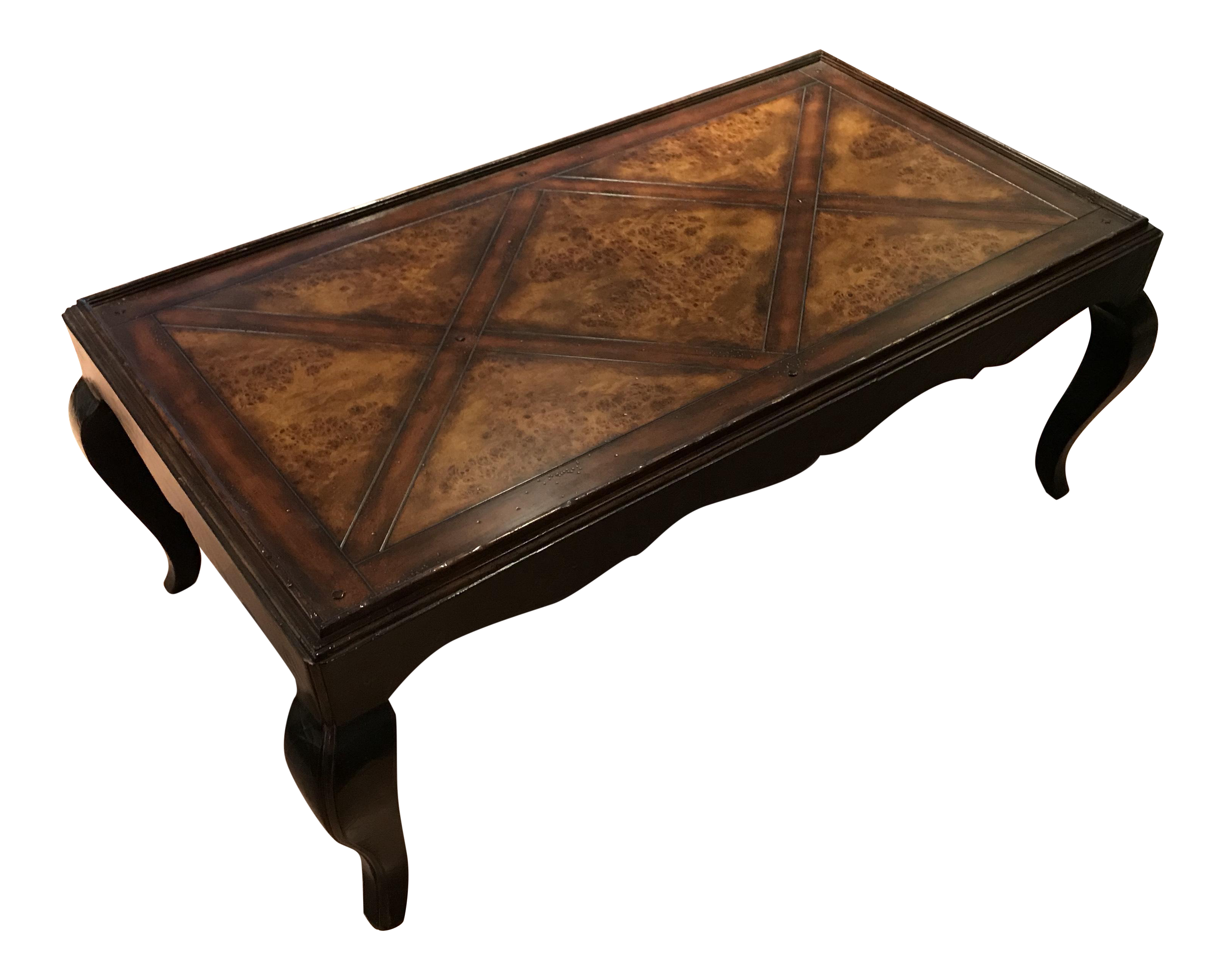 Baker Milling Road Rococo Coffee Table
