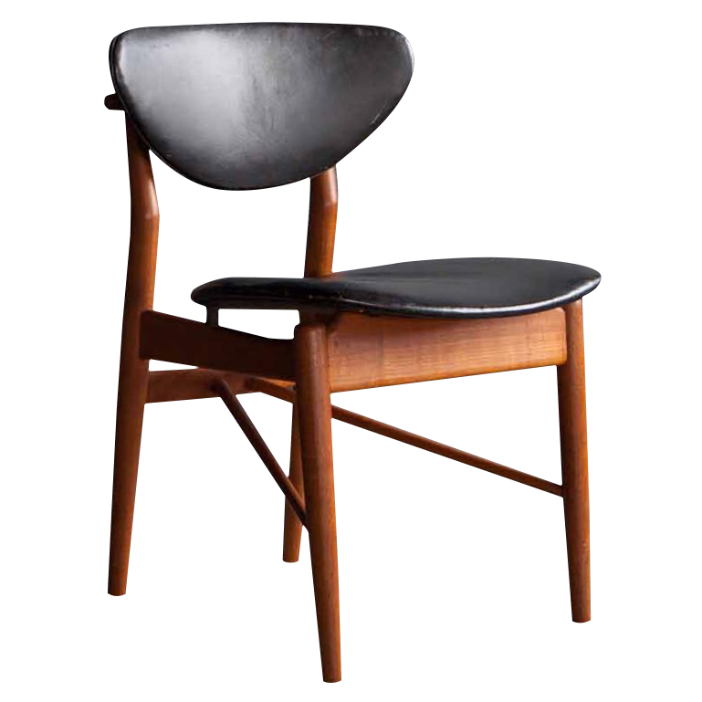 Finn Juhl Nv108 Dining Chairs   Set of 8   Chairish. Finn Juhl Chair 108. Home Design Ideas