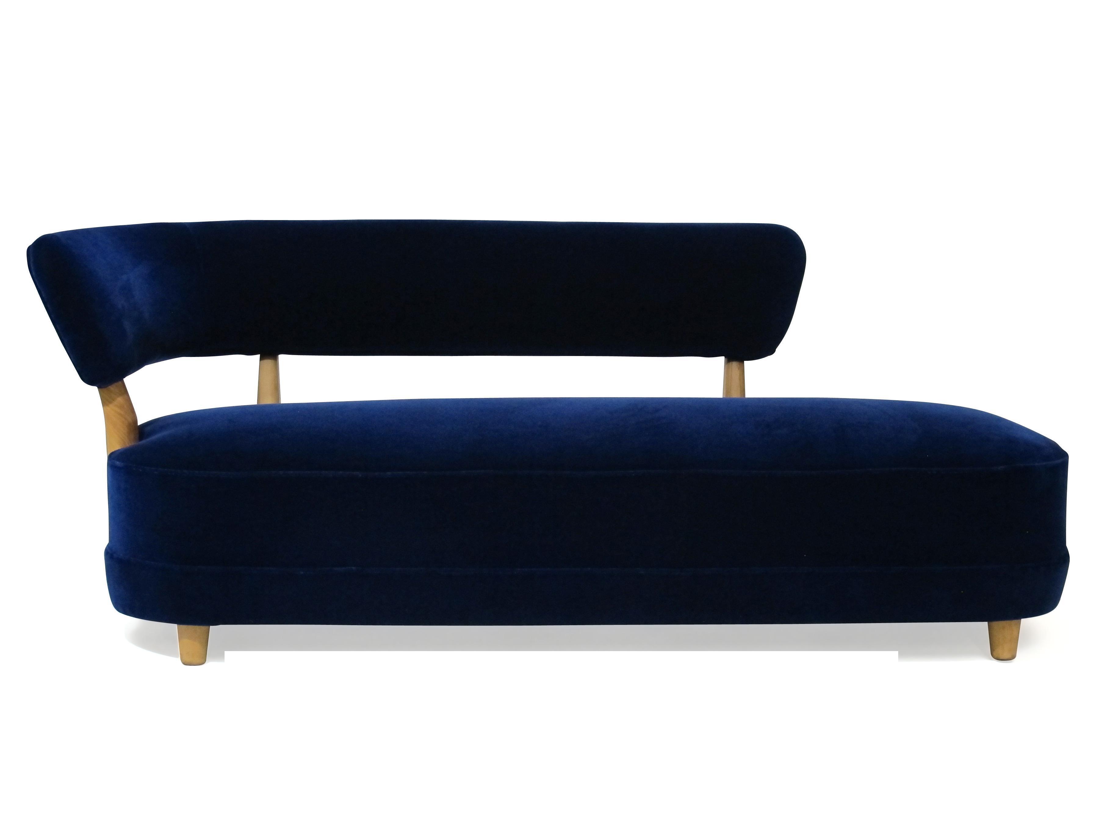 Lovely Otto Schultz for Boet 1940's Danish Deco Sofa