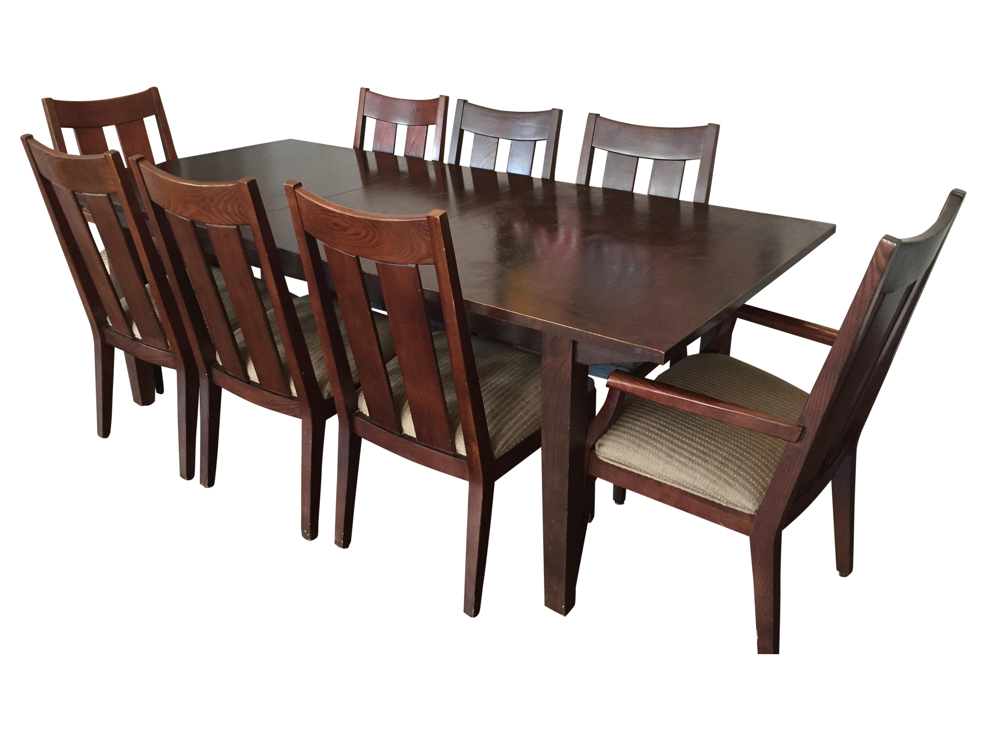 Ethan Allen Horizon Dining Room Set