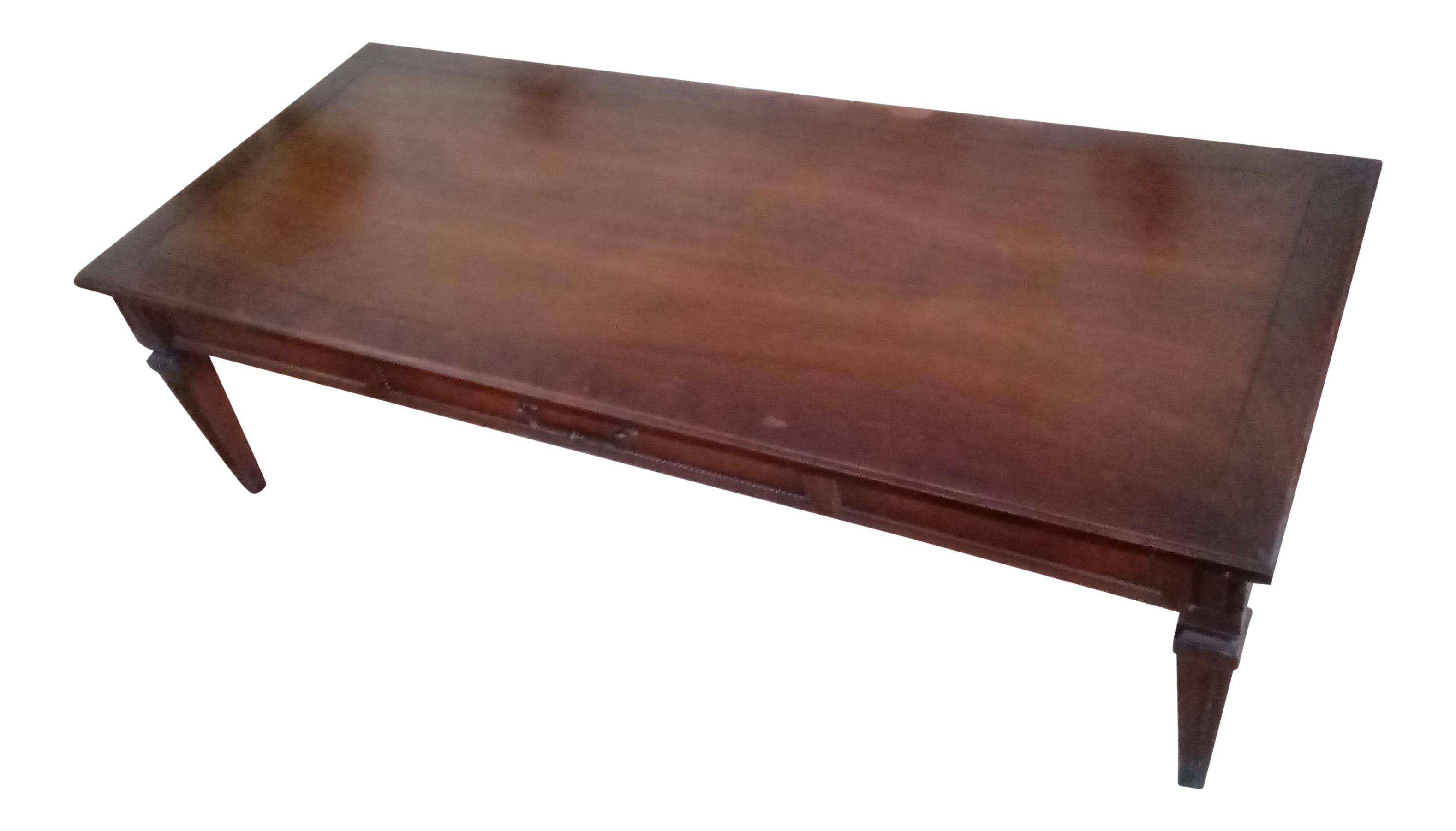 Mid Century Hollywood Regency Henredon Coffee Table
