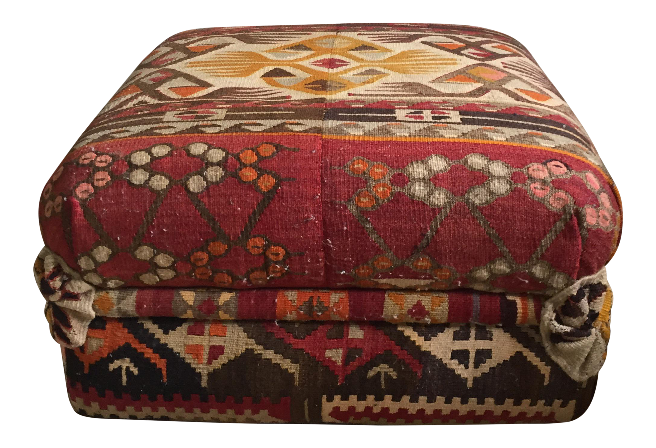 George Smith Kilim Ottoman