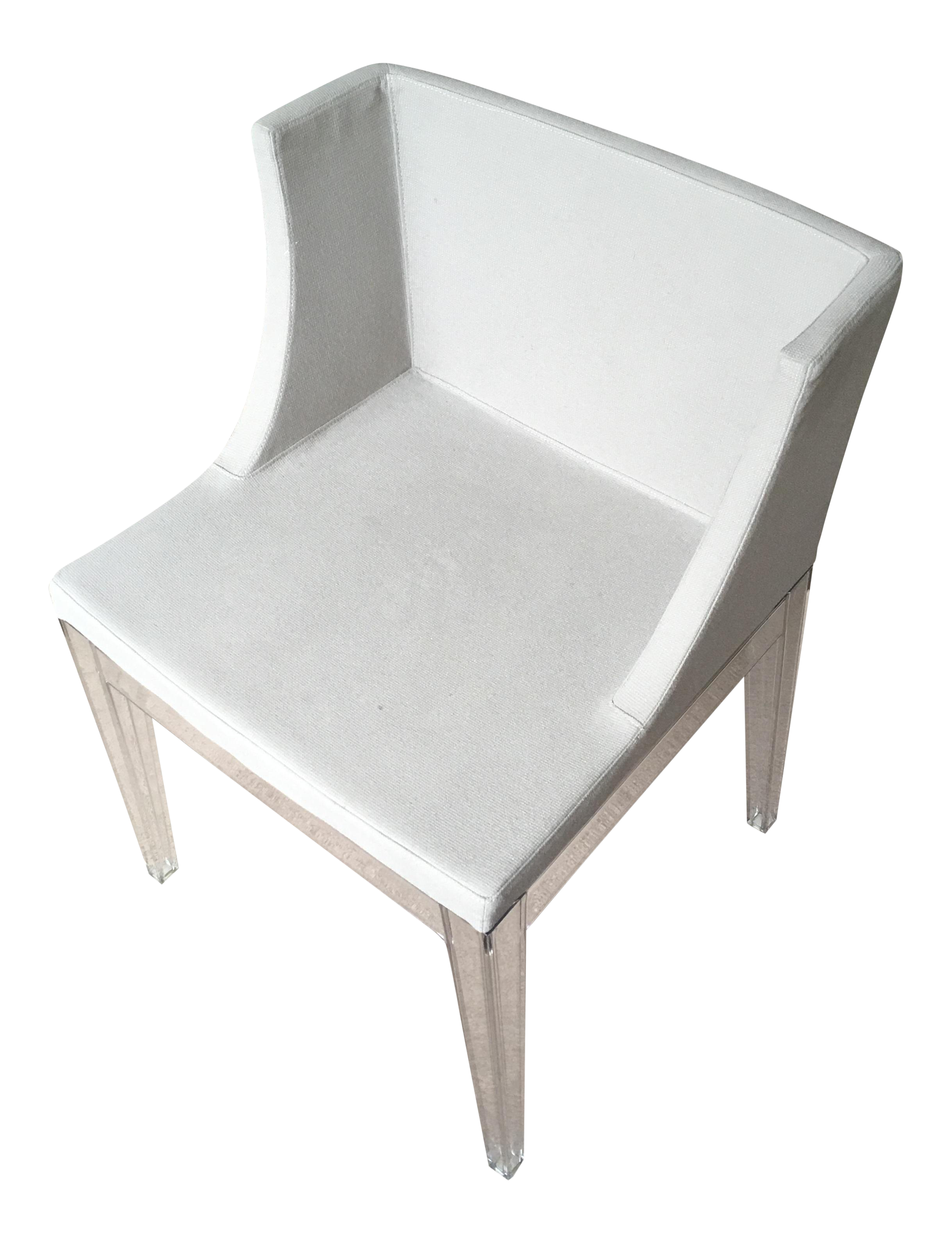 Phillippe starck for kartell mademoiselle chair chairish - Chaise mademoiselle starck ...