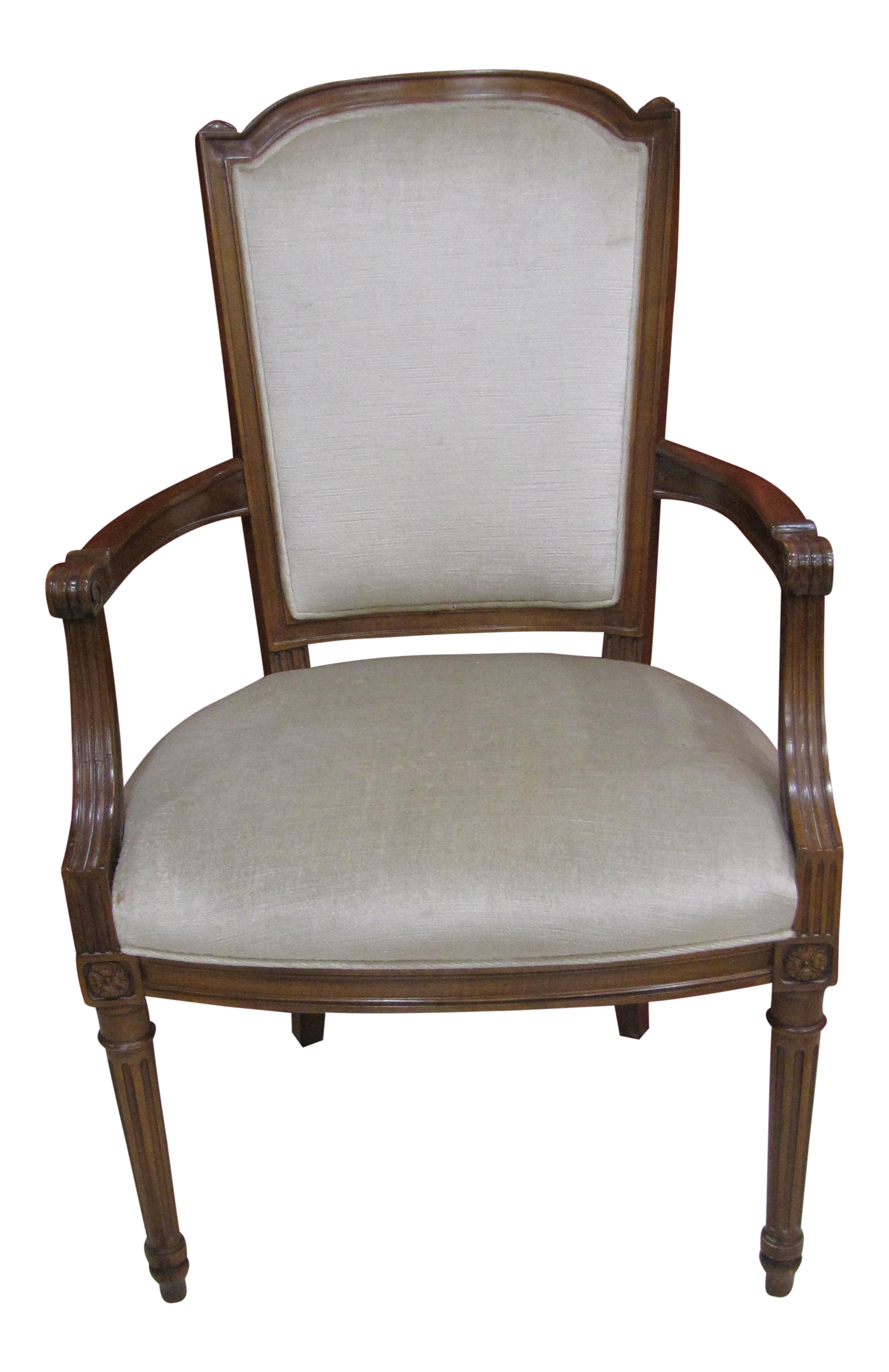 Vintage Baker Furniture French Chair Chairish