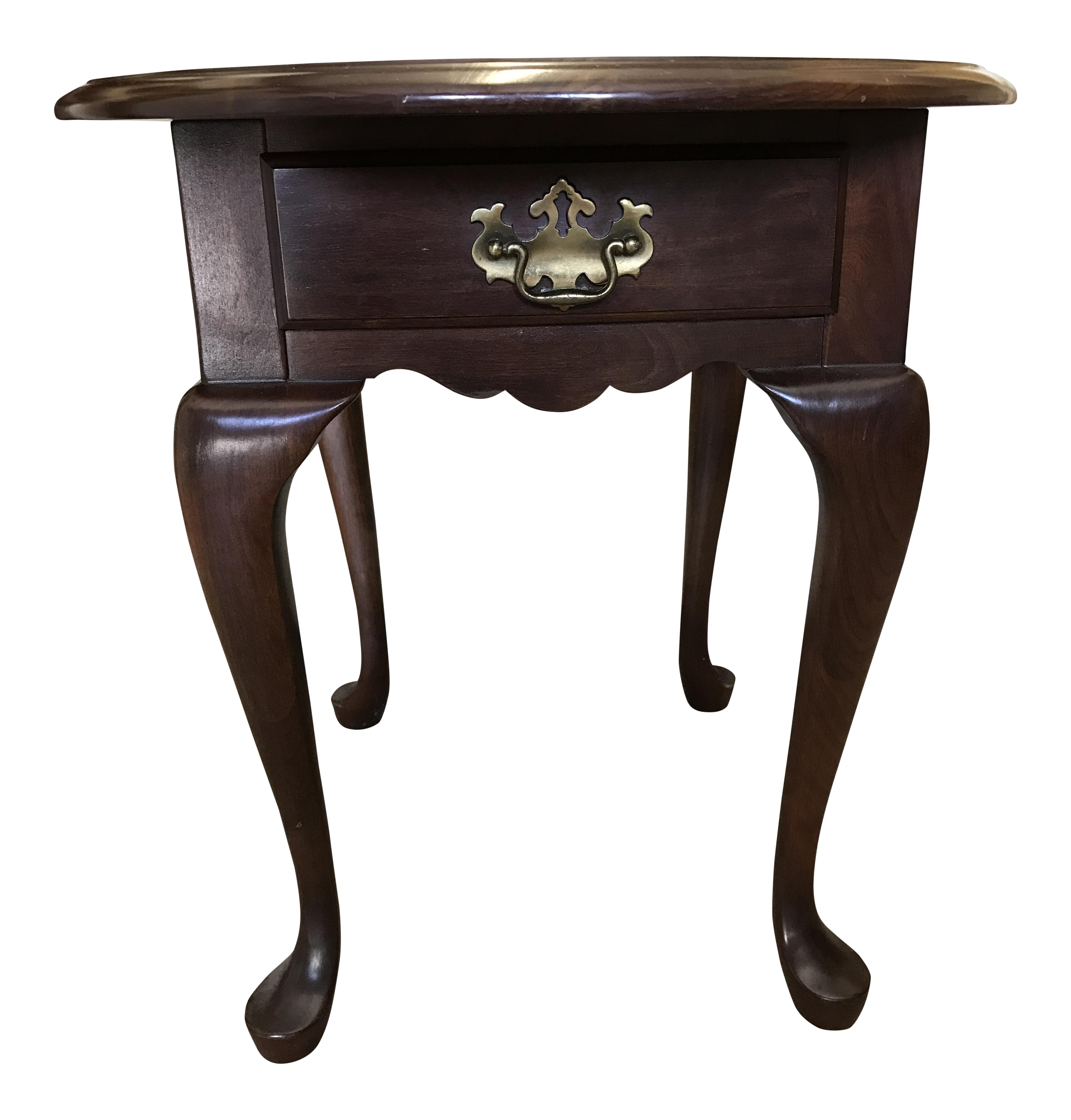 Pennsylvania House Queen Anne Side Table