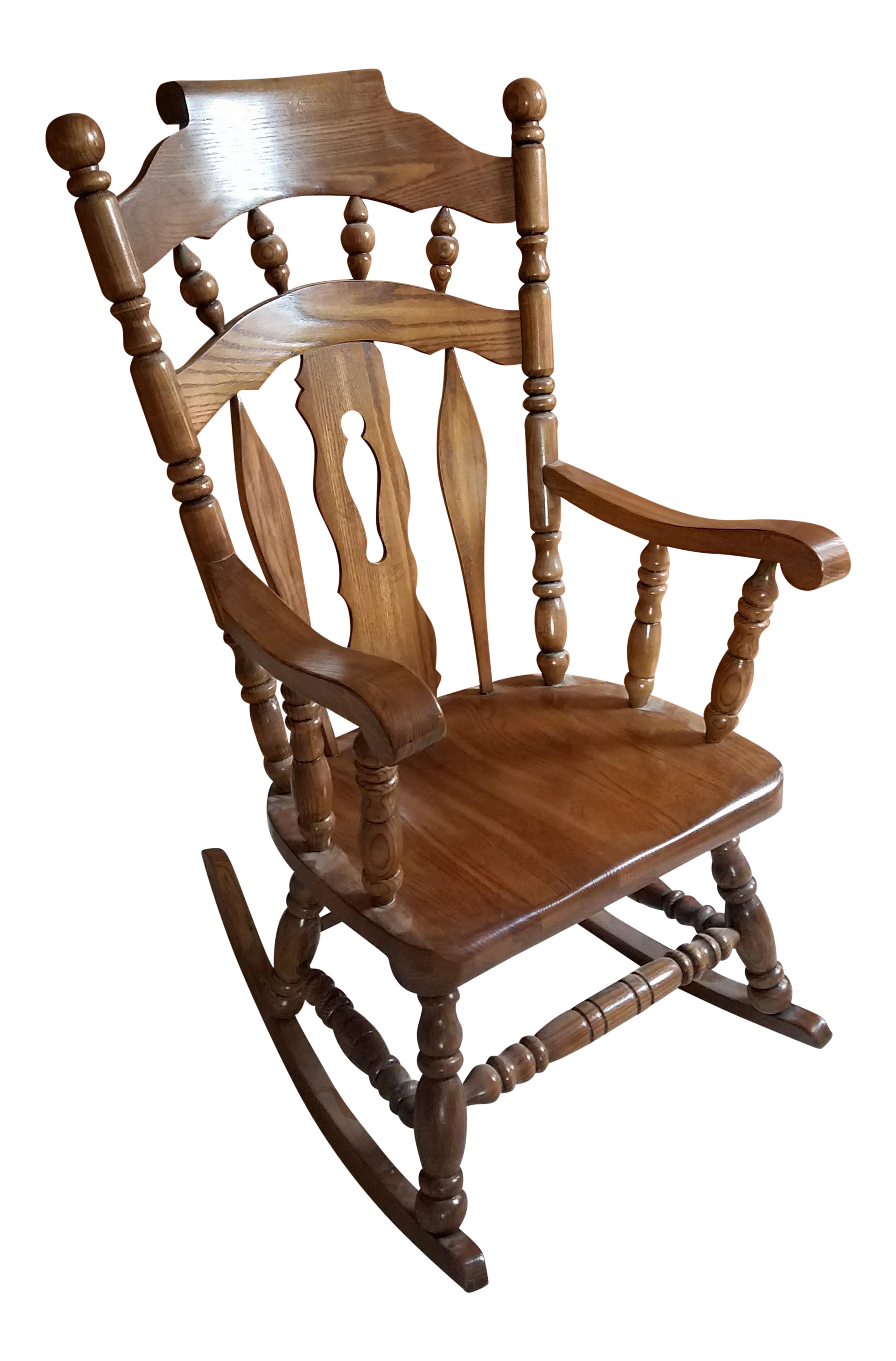 Vintage & Used Black Rocking Chairs
