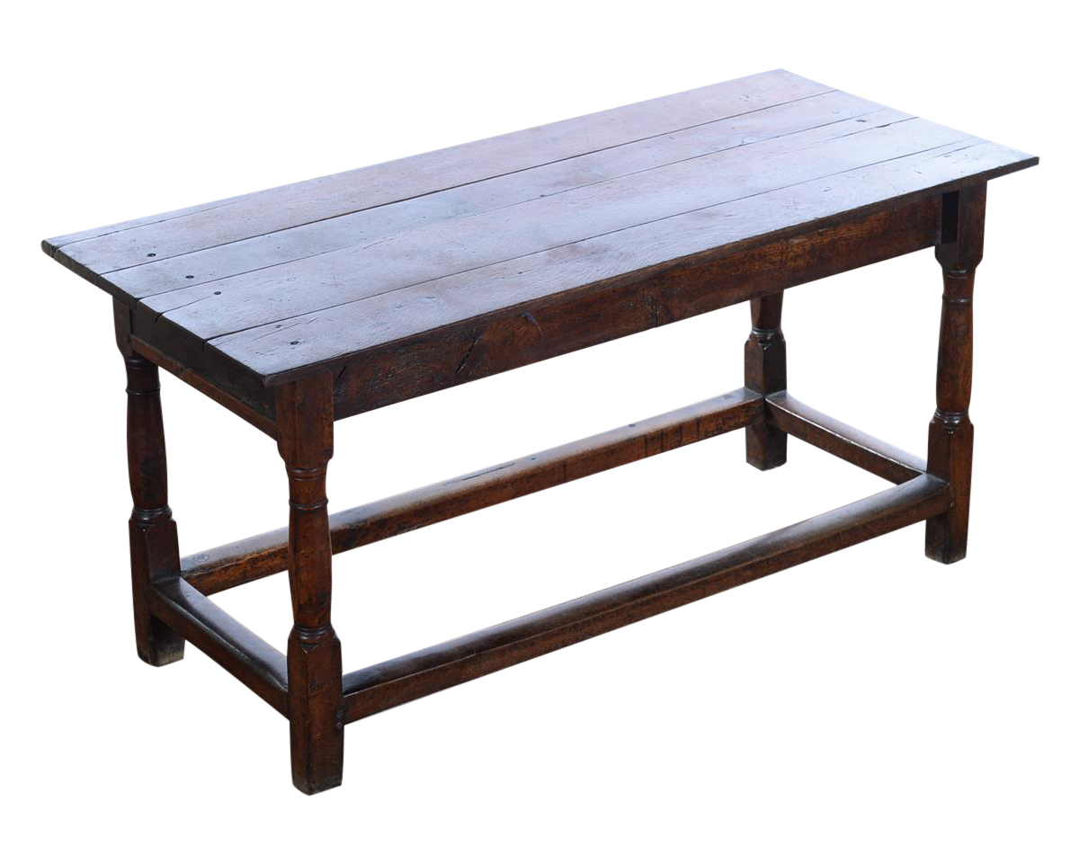Antique farmhouse table - Image Of 18th C Antique English Farmhouse Table