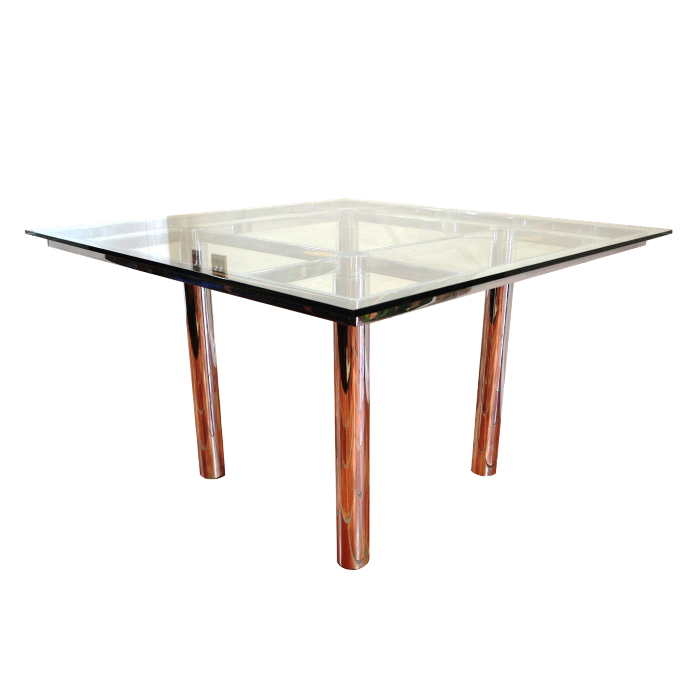 Tobia scarpa andre dining table for knoll chairish for Cie 85 table 4