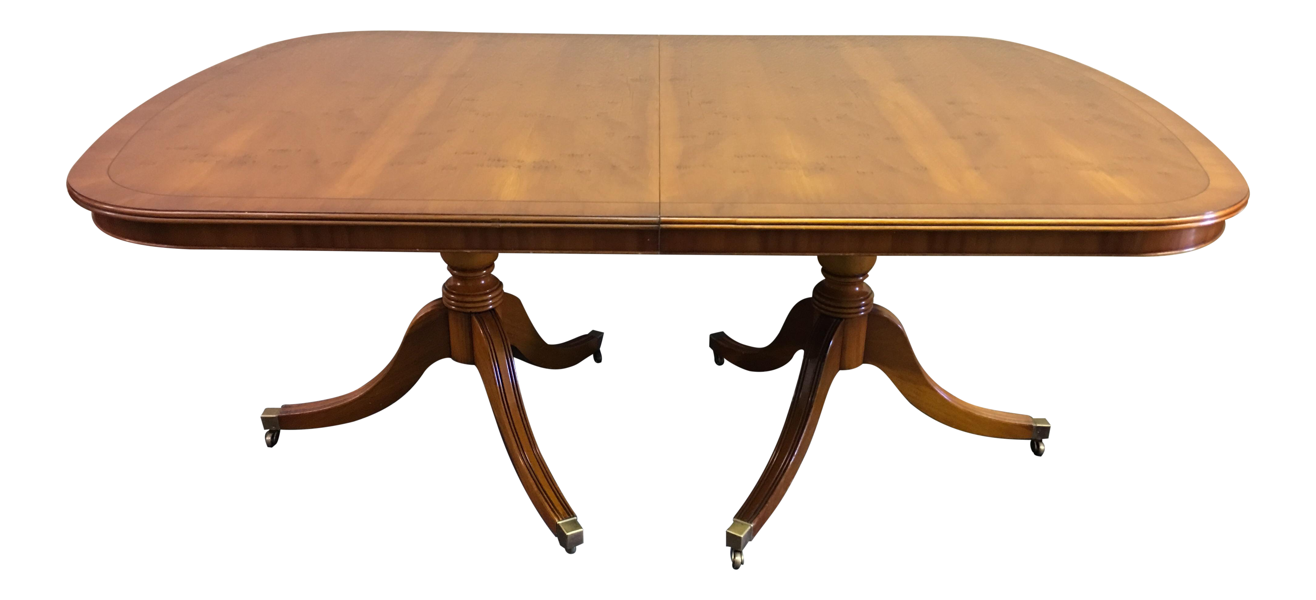 Bevan Funnell Ltd English Dining Table Chairish