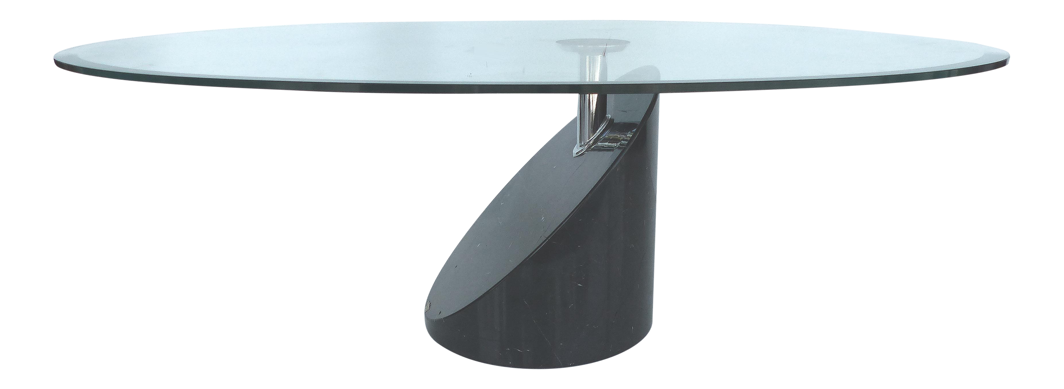 Cattelan Italia Orbital Marble Coffee Table