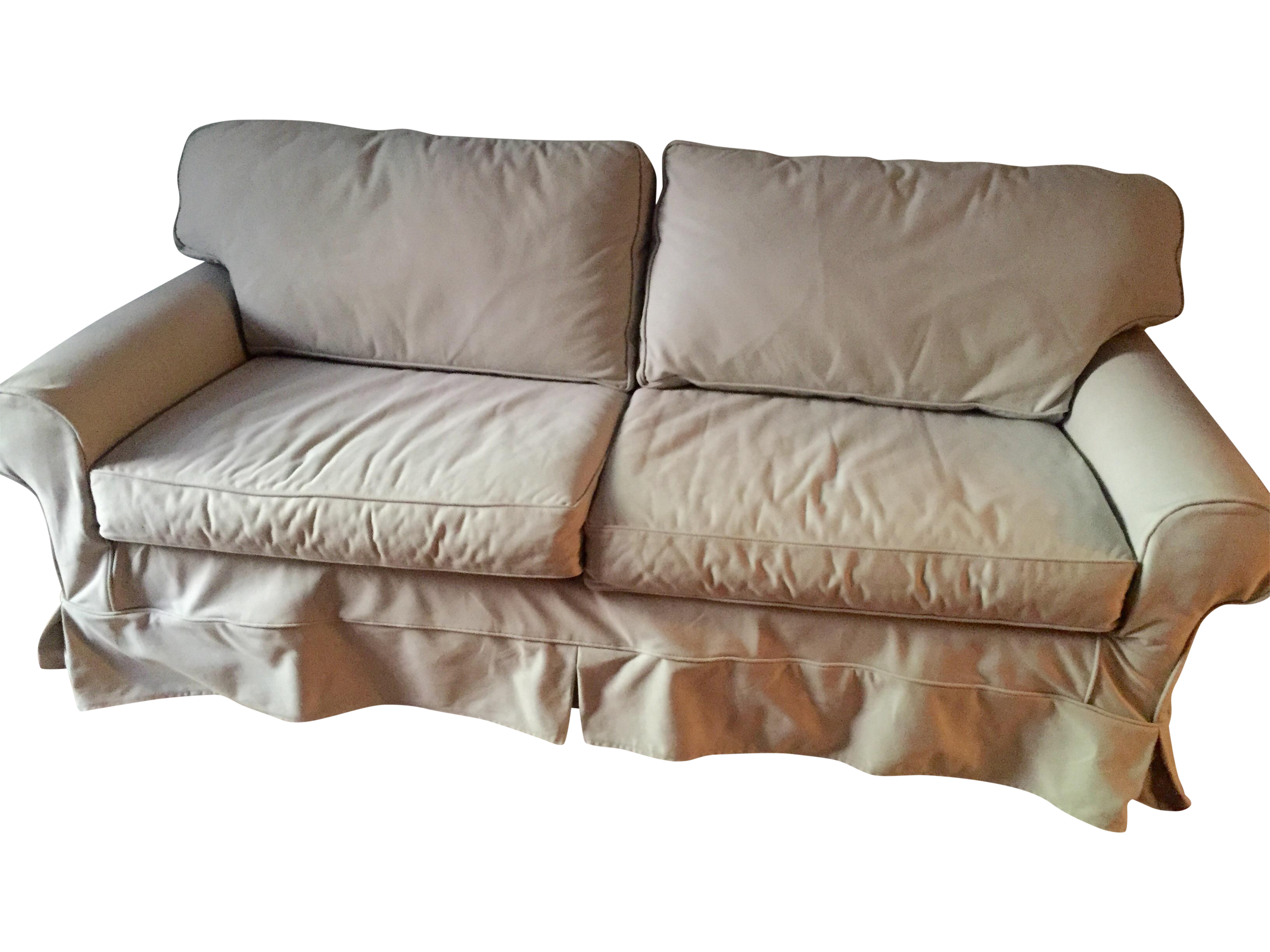 Mitchell + Gold Slipcover Sleeper Sofa