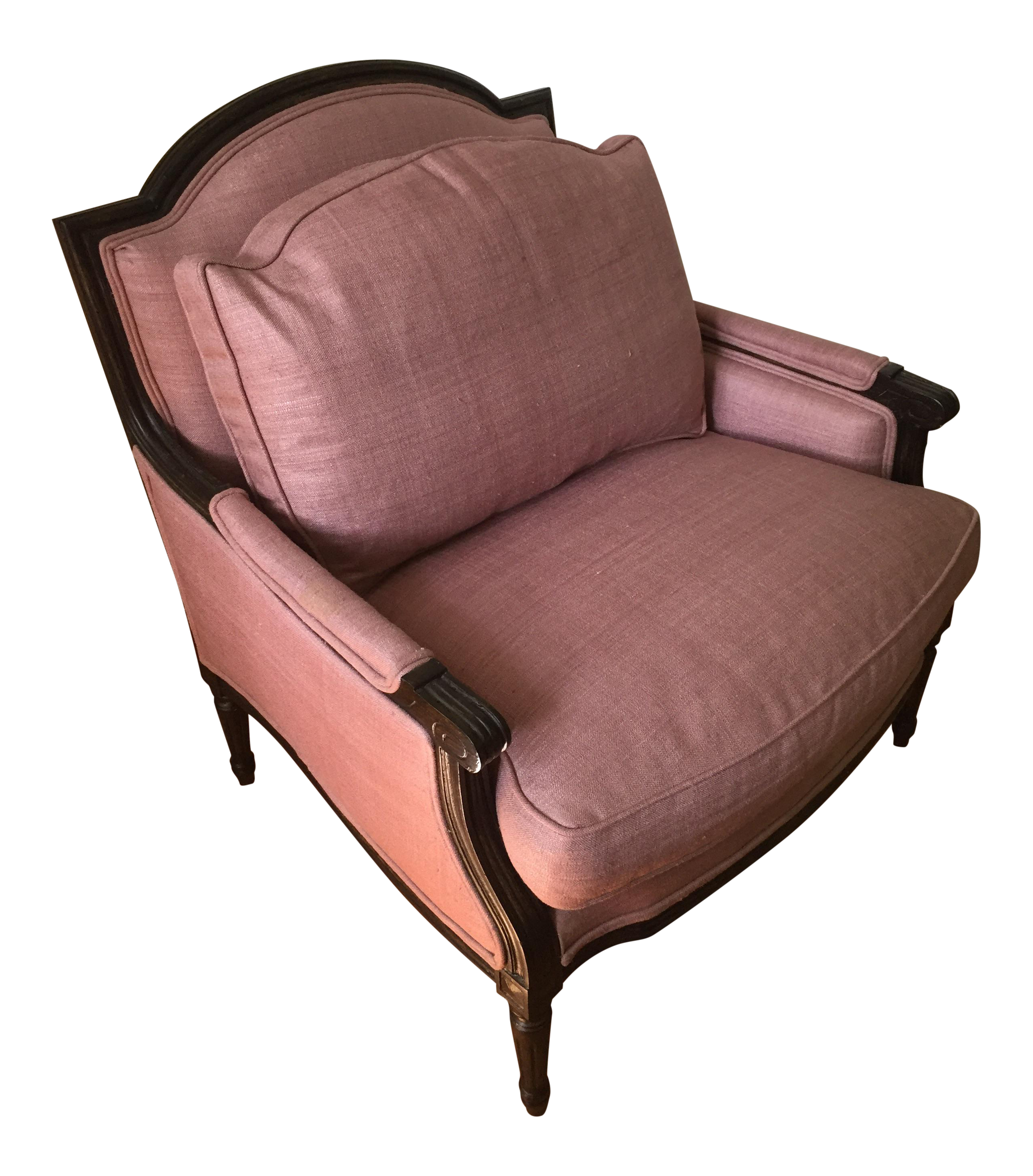 Light pink accent chair 187 home design 2017 - Heirloom By Century Furniture Louis Xvi Bergere Chair