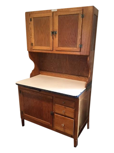 1930s Antique Hoosier Kitchen Cabinet Chairish
