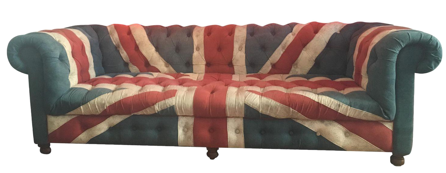 Union jack couch home design for Bedroom furniture 77598