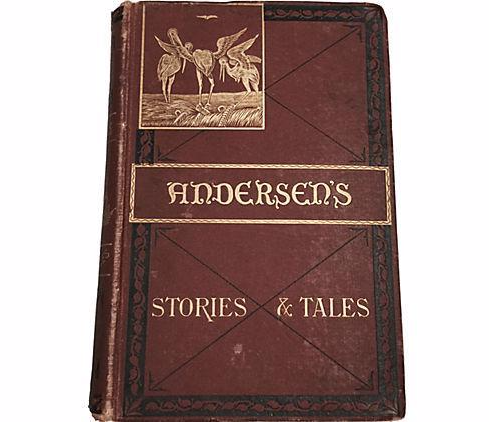 Stories And Tales By Hans Christian Andersen 1870 Chairish