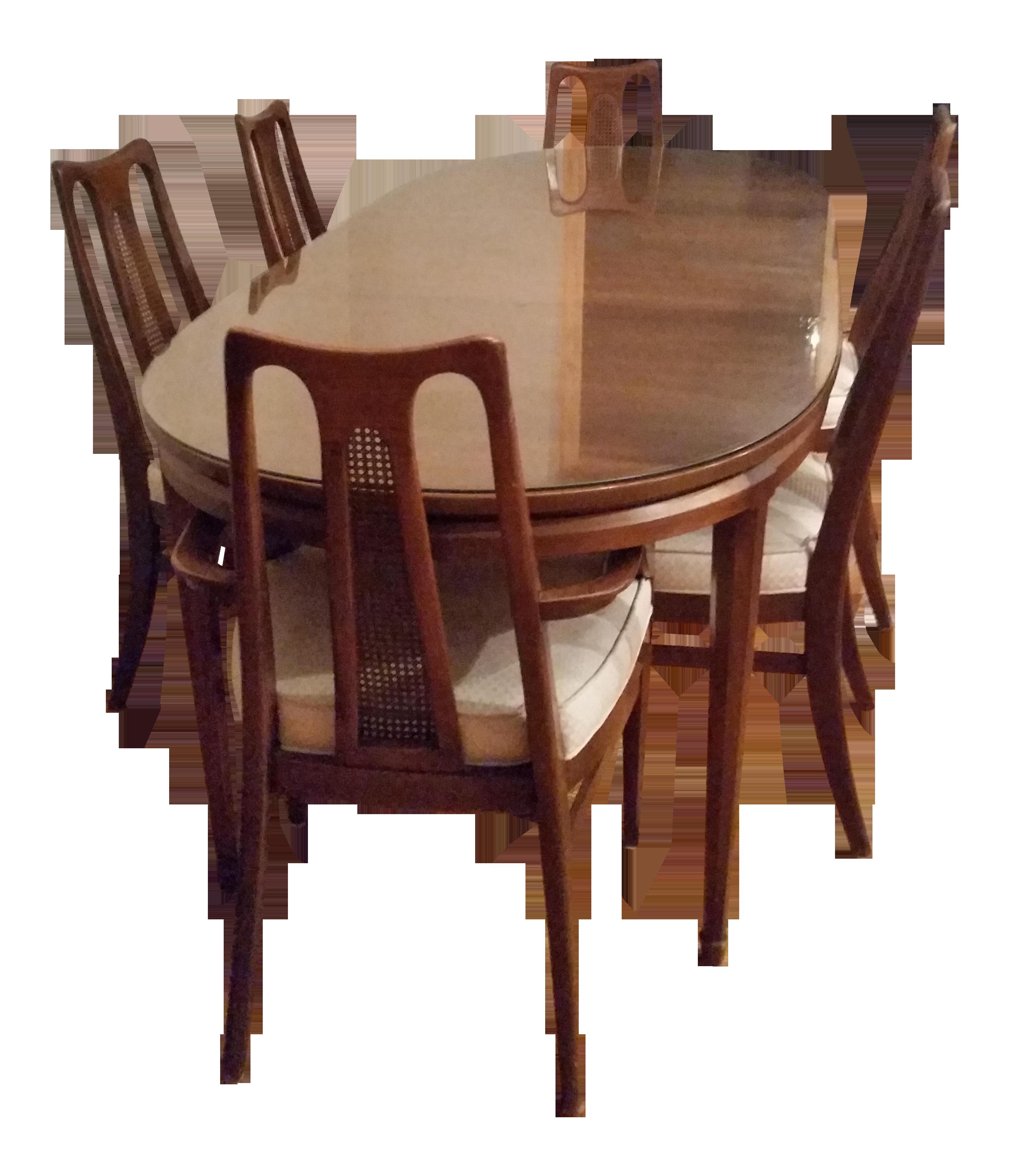 Mid-Century Drexel Dining Room Set