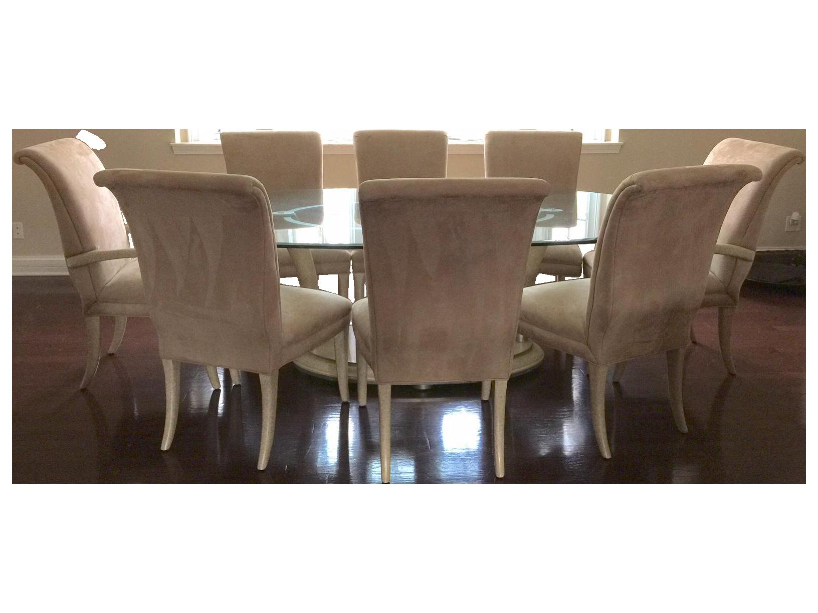 Marge Carson Dining Set Chairish
