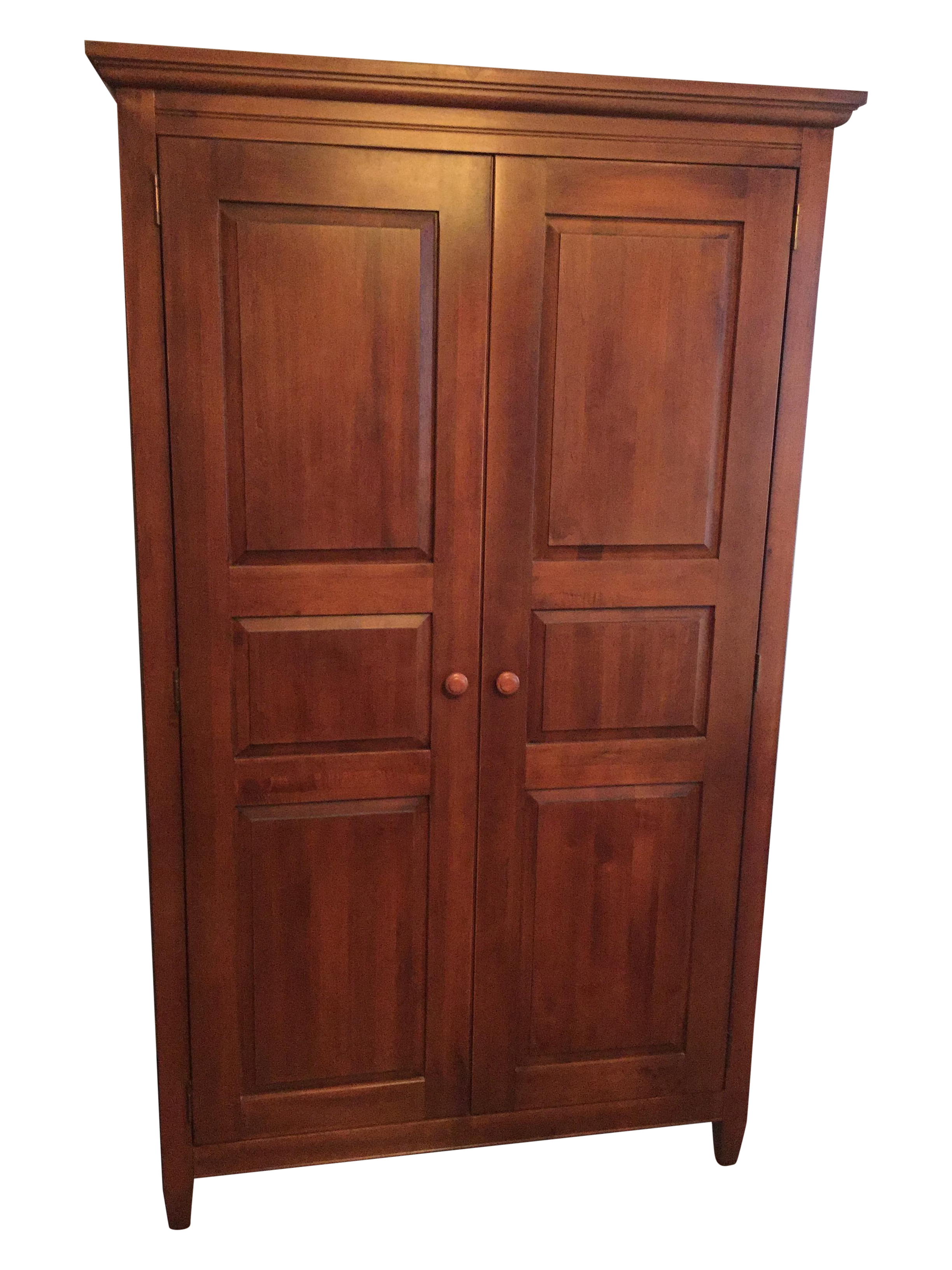 Ethan Allen Country Colors Collection Armoire Chairish