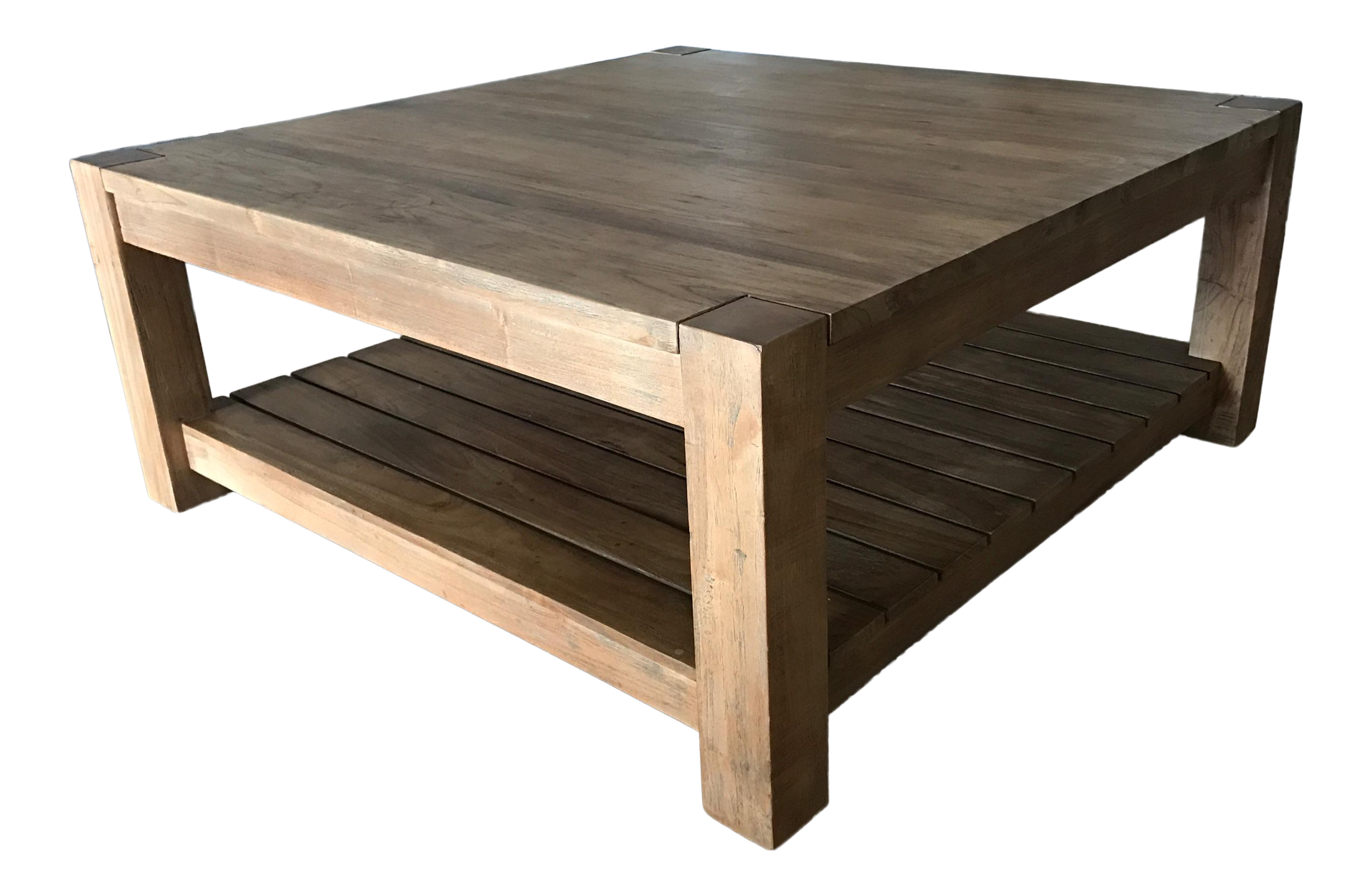 Crate And Barrel Edgewood Square Coffee Table Chairish