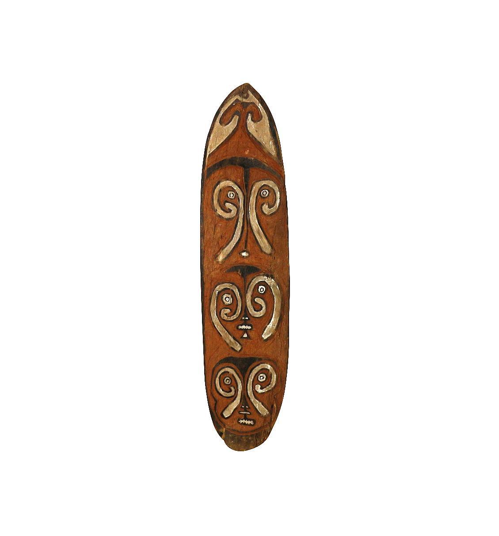 1900s Songye African Shield Tribal War Wall Decor Chairish