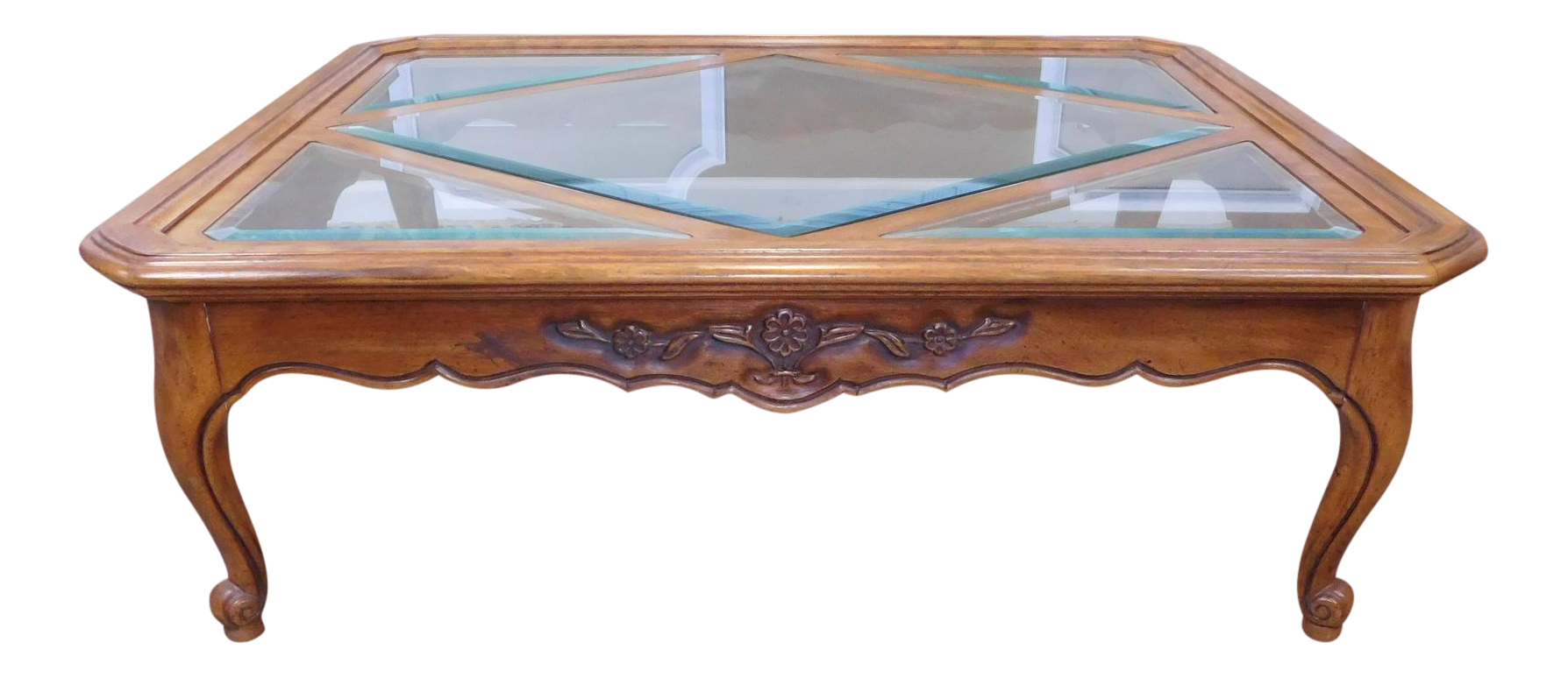 Drexel Heritage Cabernet Collection Coffee Table Chairish