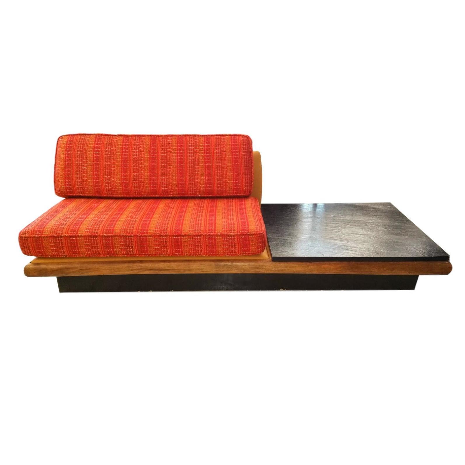Adrian pearsall slate sofa loveseat chairish