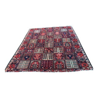 Vintage Turkish Wool Rug - 3′2″ × 5′3″