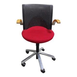 Wilkhahn Red Task Chair