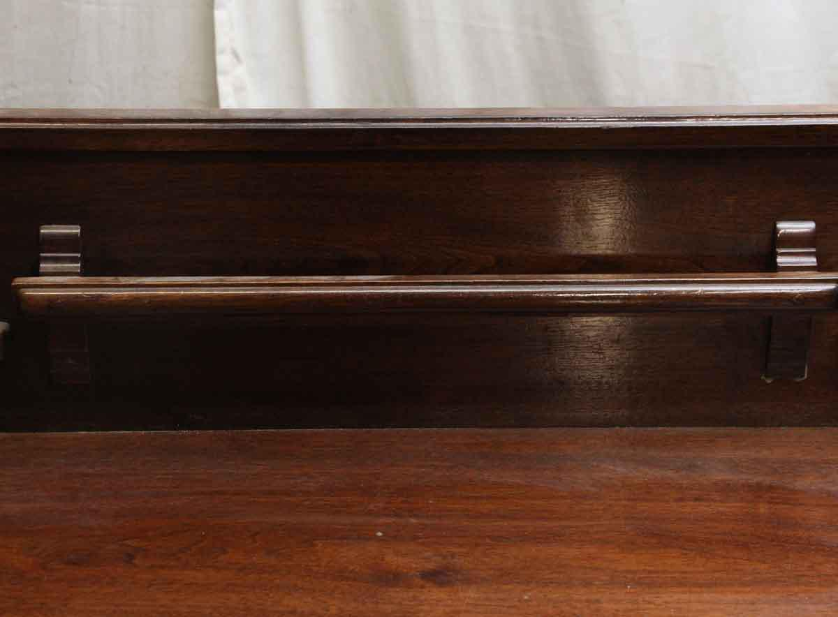 Reclaimed Oak Bank Table   Image 4 Of 7