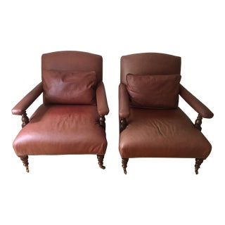 Ralph Lauren Oliver Chairs - A Pair