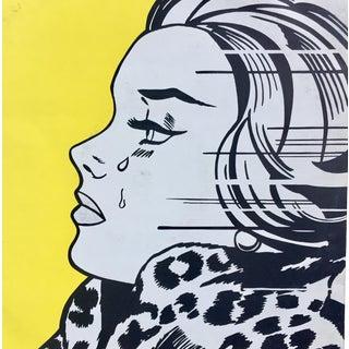 Roy Lichtenstein Record Cover Art