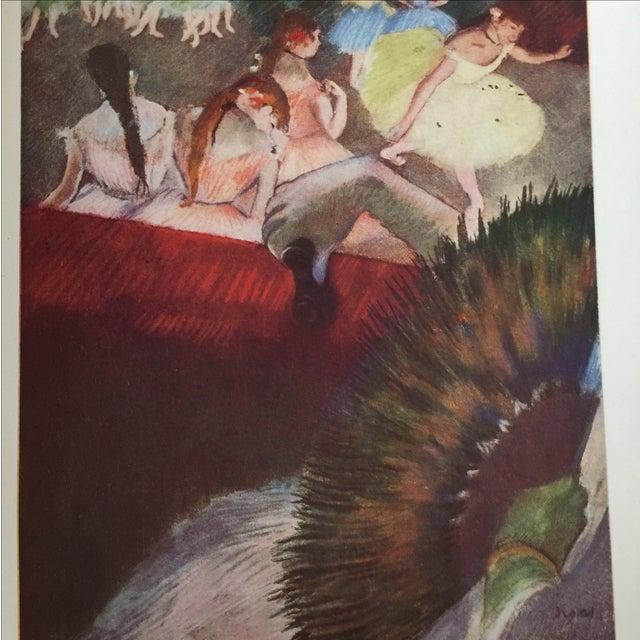 Degas by Ambrose Vollard 1937 Hardcover - Image 7 of 9