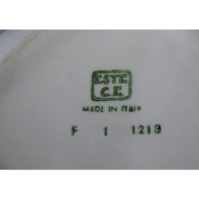 Image of Italian Leaf Vase