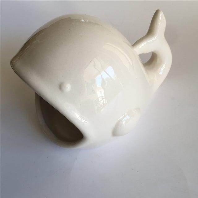 Ceramic Whale Sponge Holder - Image 3 of 11