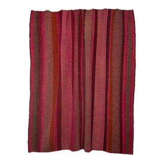 Peruvian Vintage Frazada Blanket