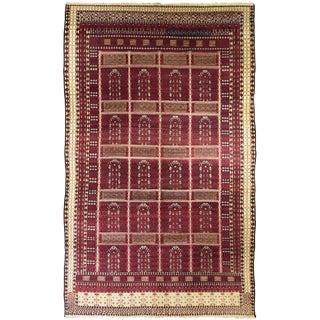 Antique Agra Carpet