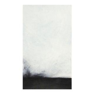 Abstract Horizon Monoprint