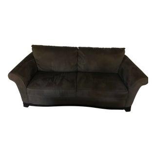 Natuzzi 1721 Microfiber Sofa