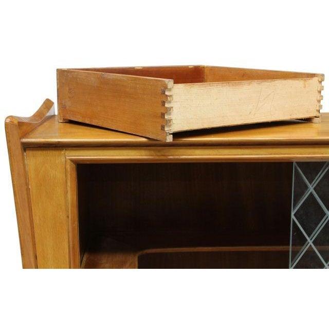 Melchiorre Bega Oak Bar Cabinet - Image 4 of 4
