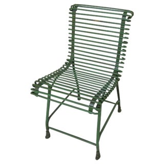 Arras Factory Garden Chair