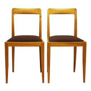 Austrian chairs by Julius Jirasek For Hagenauer workshops - A Pair