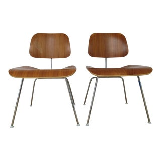Eames DCM Chairs- A Pair