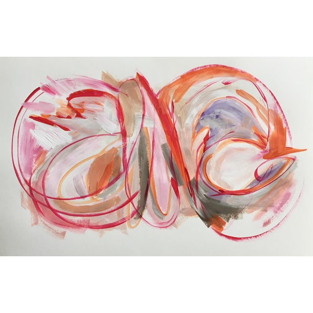 """No. 130"" Original Painting by Jessalin Beutler - Image 1 of 2"