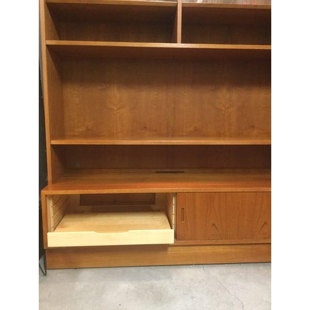 Mid-Century Danish Modern Storage Cabinet - Image 3 of 7